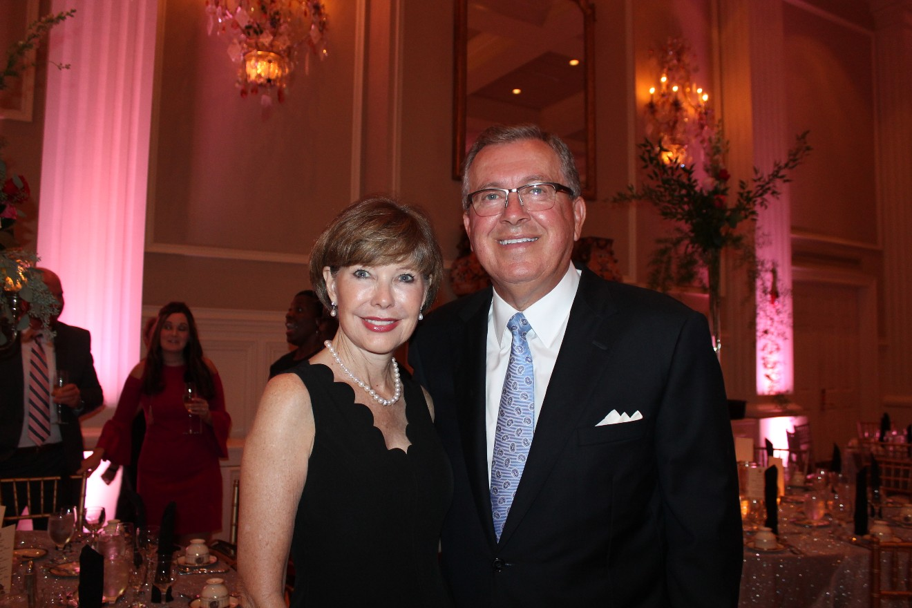 Rex and Becky Horne