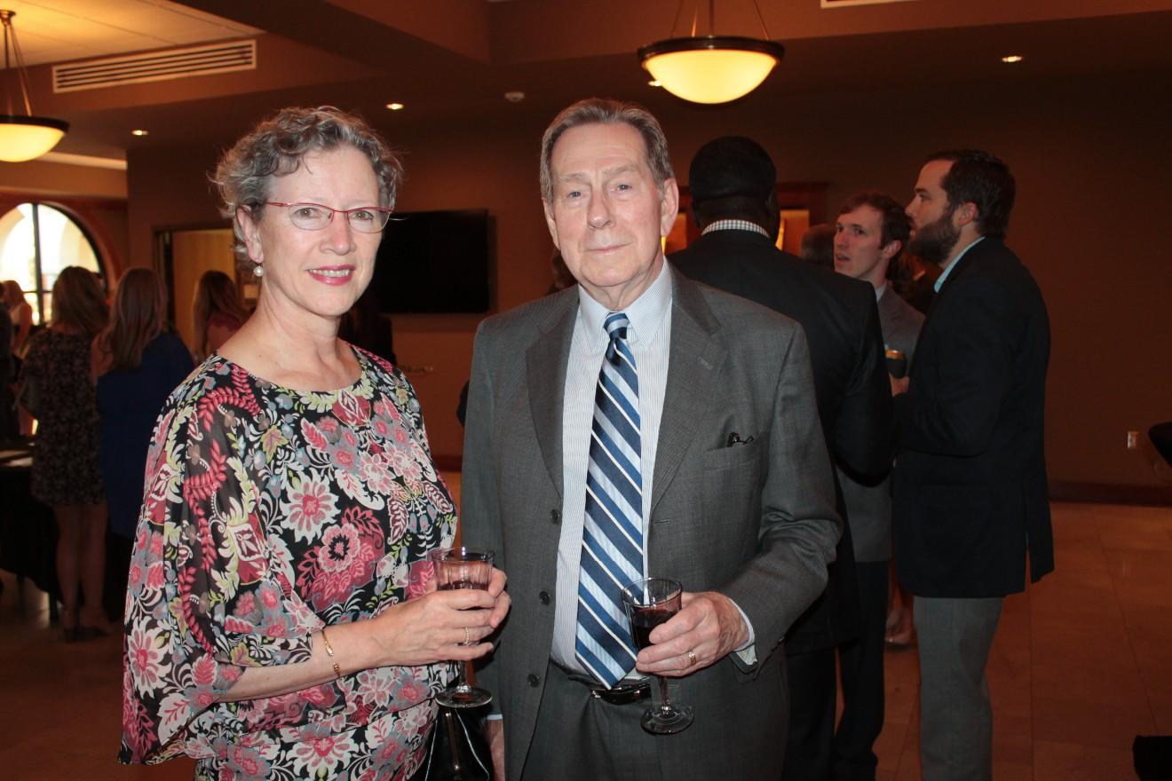 Melanie and Chuck Taylor