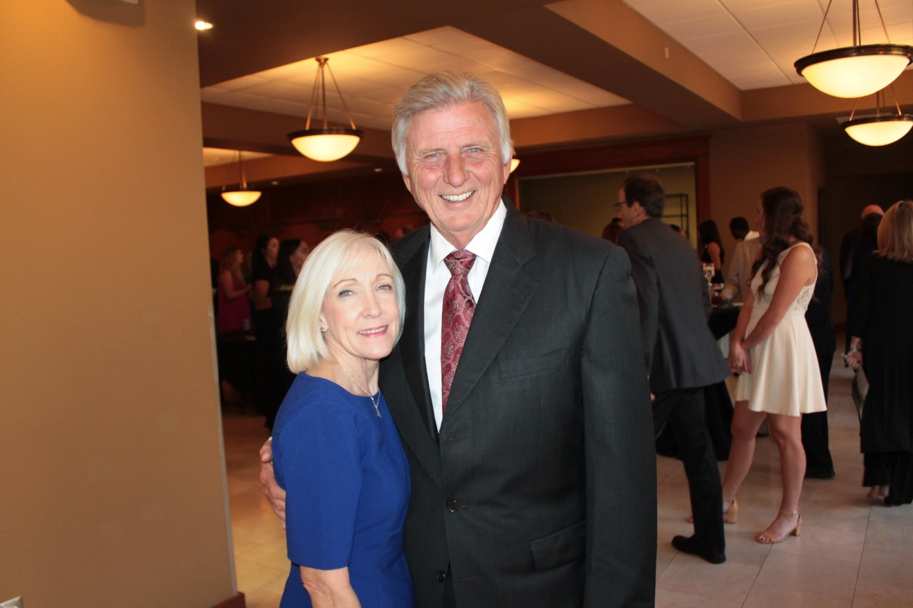 Ginger and Mike Beebe
