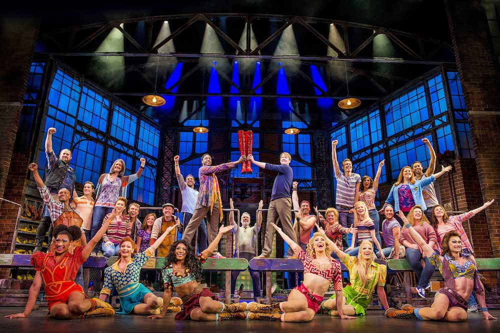 Kinky Boots, Celebrity Attractions
