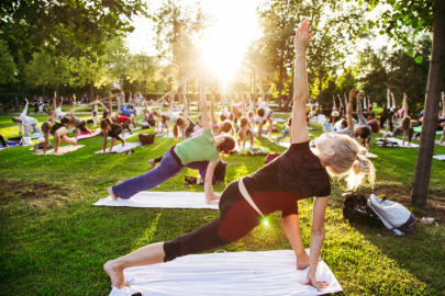 The Outlets to Host Free Outdoor Fitness Series