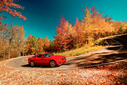 Where to Experience the Best of Fall Foliage in Arkansas