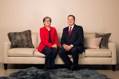 Kathy Webb, Carl Vogelpohl Collaborate for Giving Tuesday