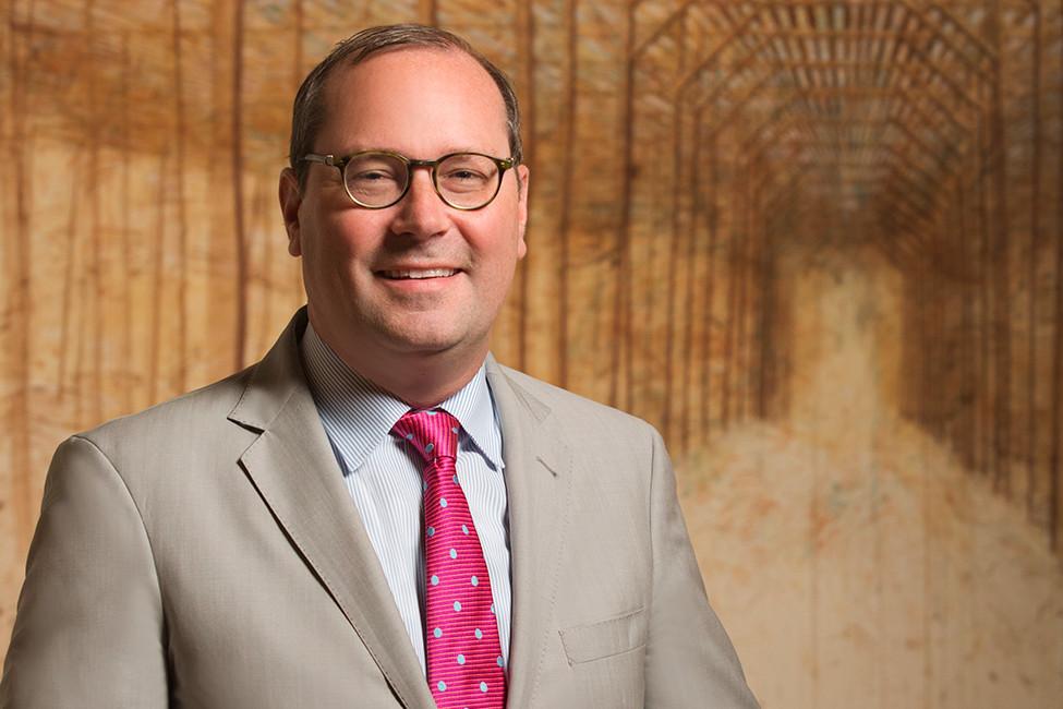 Arkansas Arts Center  Executive Director  Todd Herman