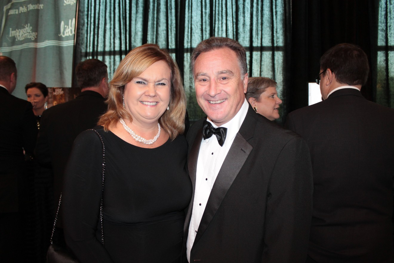 Lisa and Brian Cotten