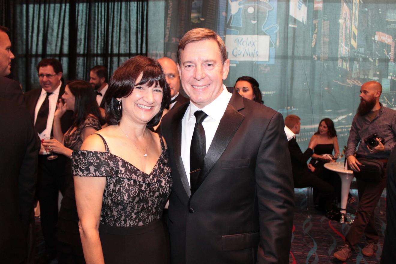 Stephanie and Alan Gardner