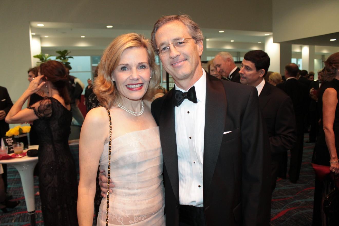 Stacy and Howard Hurst