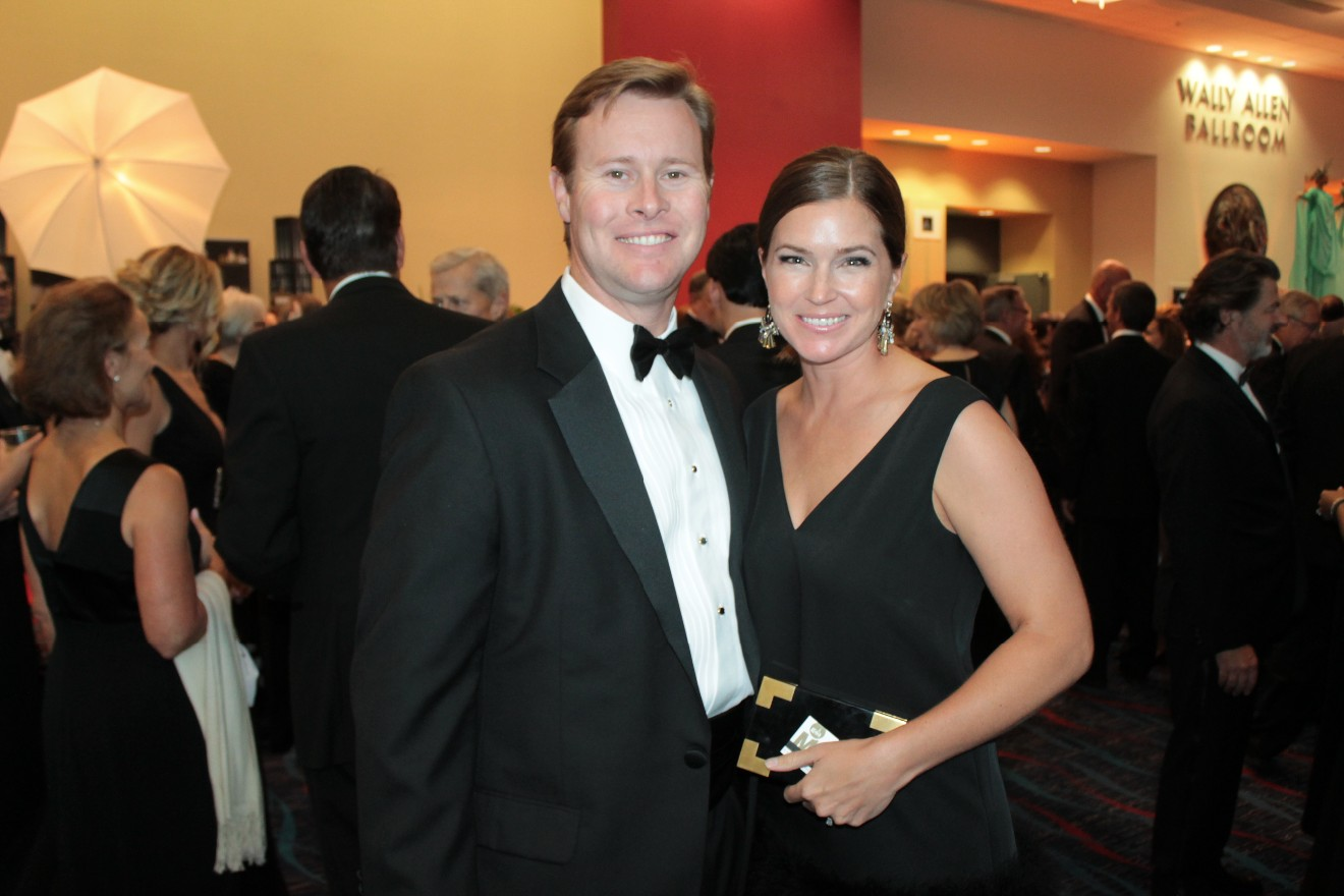 John and Melissa Rutledge