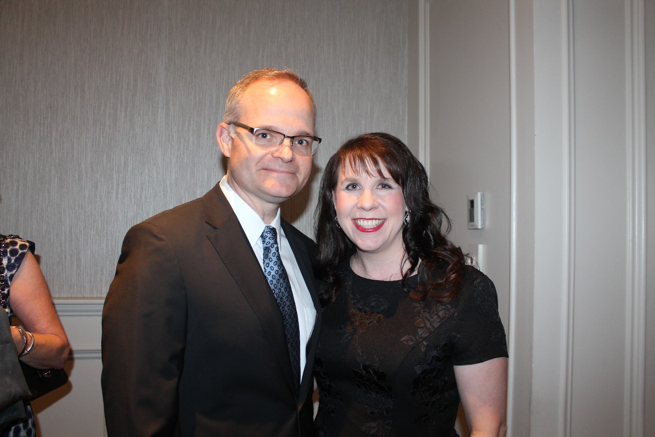 Chris and Liza Wright
