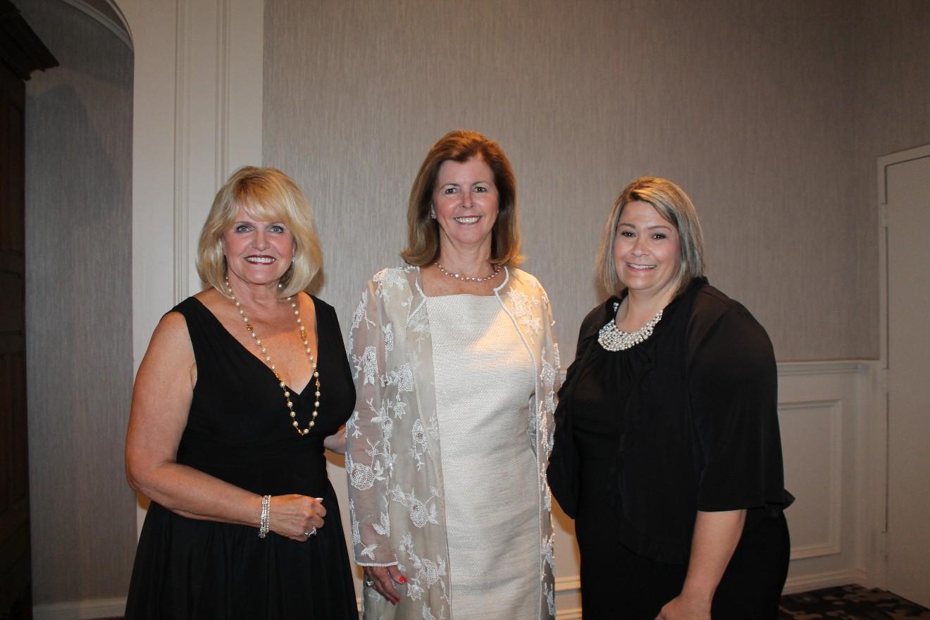 Sandra Storment, Cathy Browne, Angela McGraw