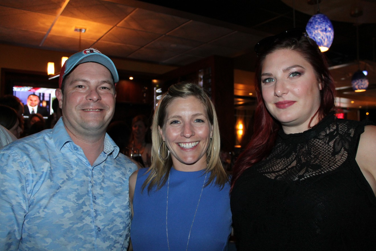 Rob and Sandra Wadley, Jeanene Taft
