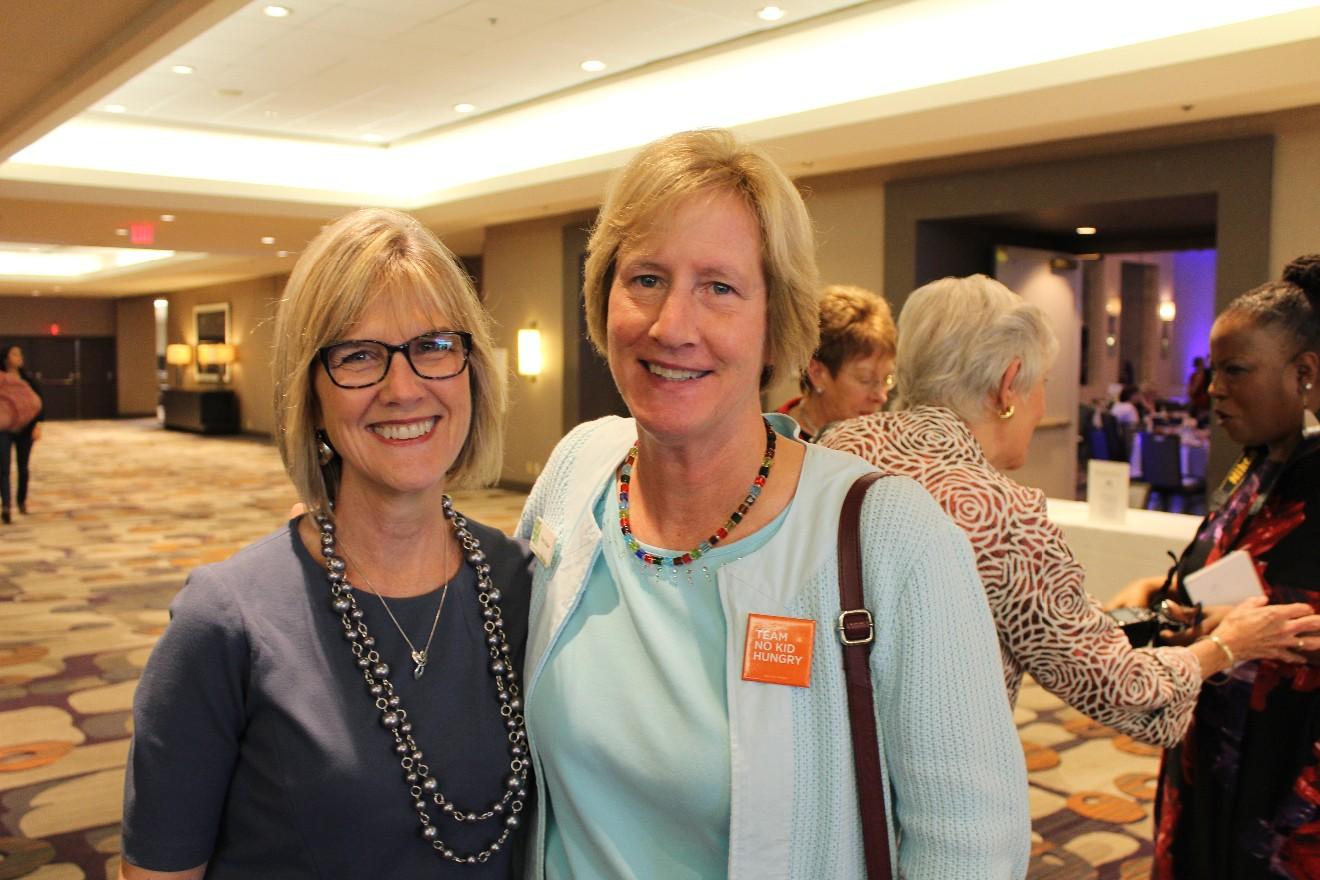 Elizabeth Small, Patty Baker
