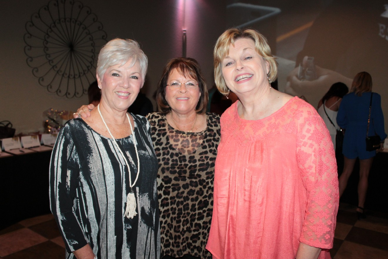 Judy Phillips, Denise Rowland, Kara Lee Ford