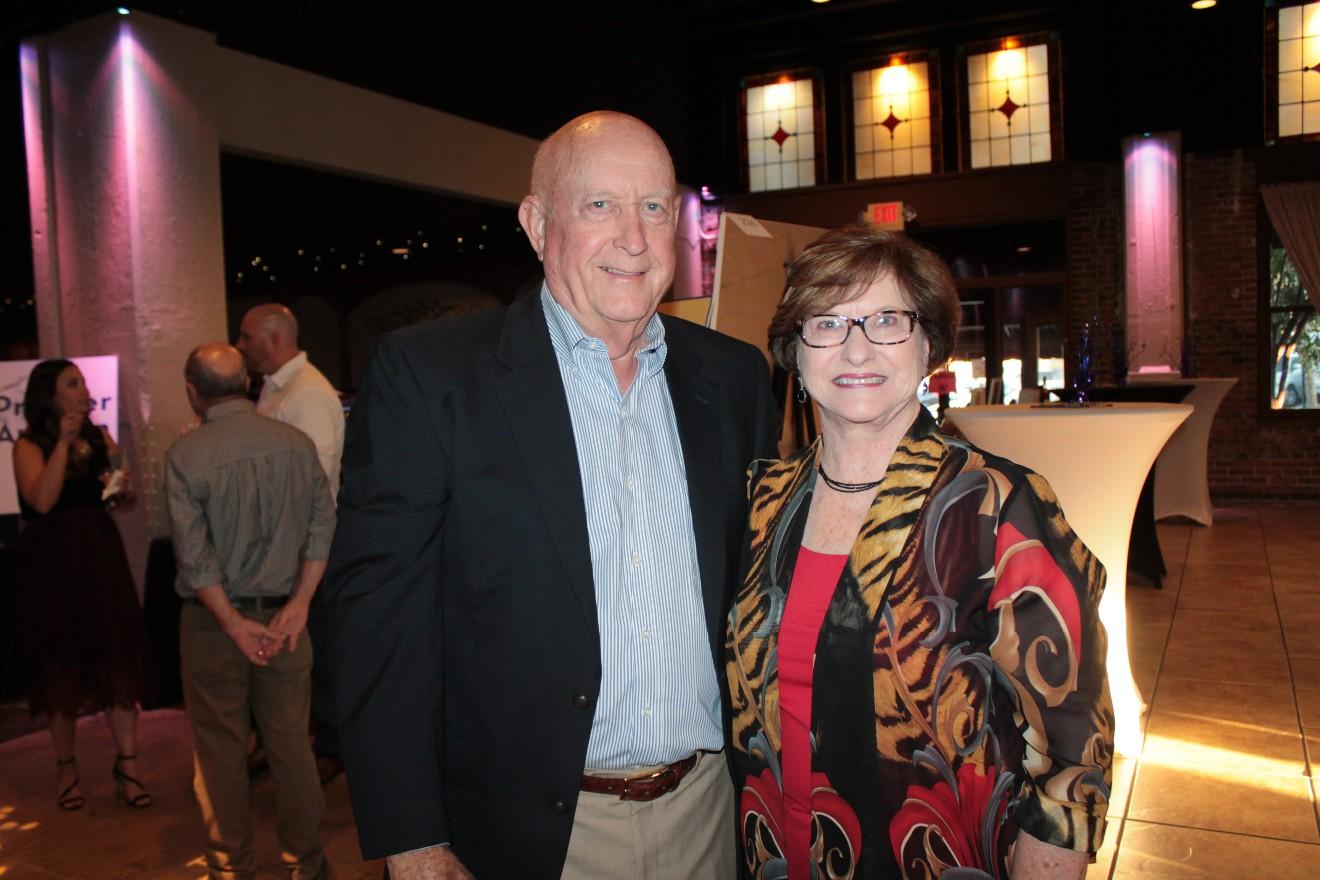 Max and Carolyn Davis