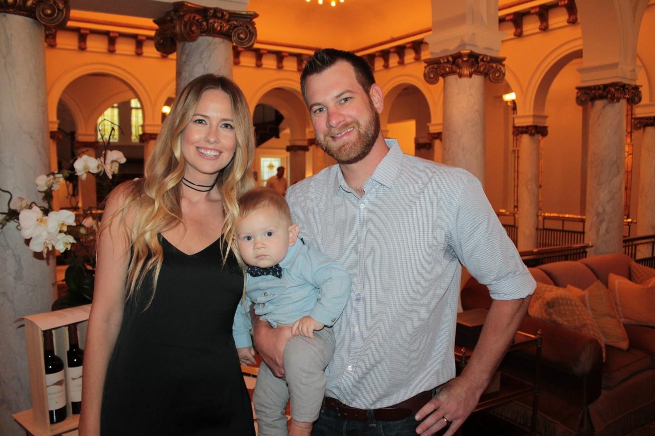 Jenna Edwards, Bowen (child) Edwards, Daniel Edwards
