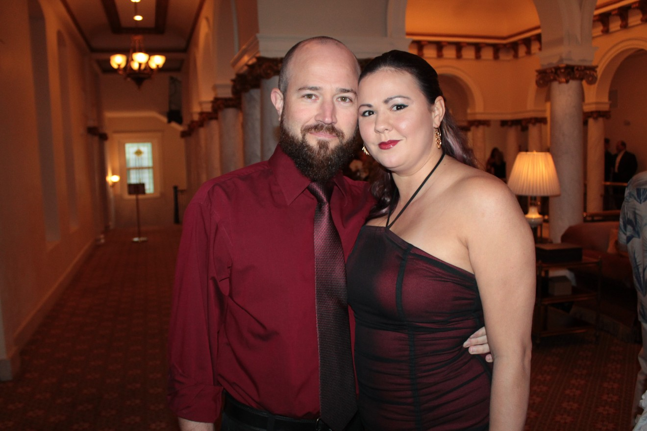 Brad and Sheri Smith