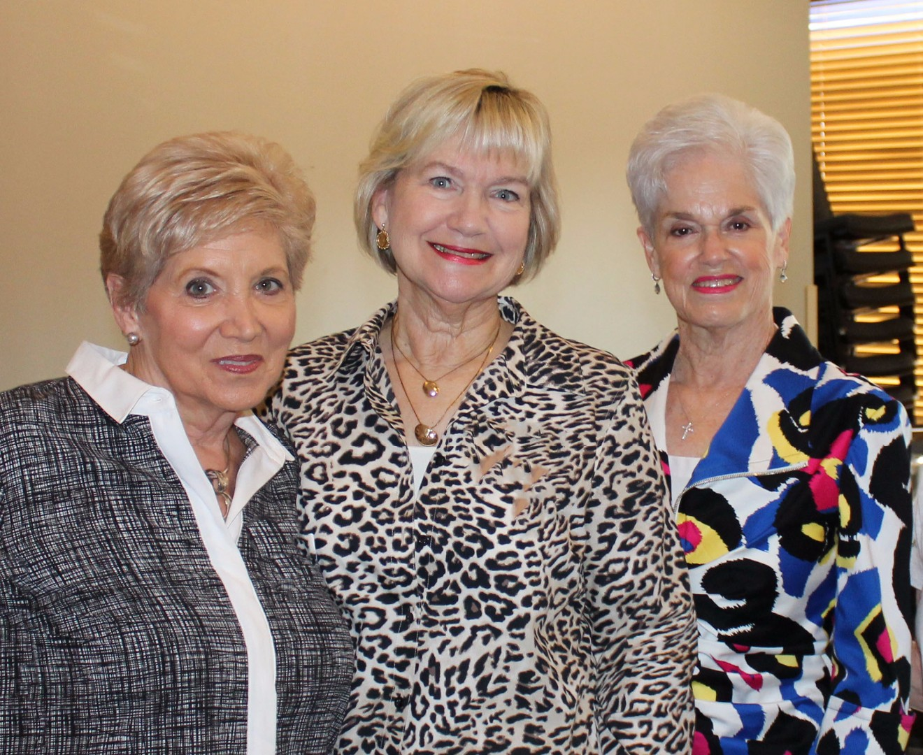 Annette Hankins, Barbie James, Susan Lamb