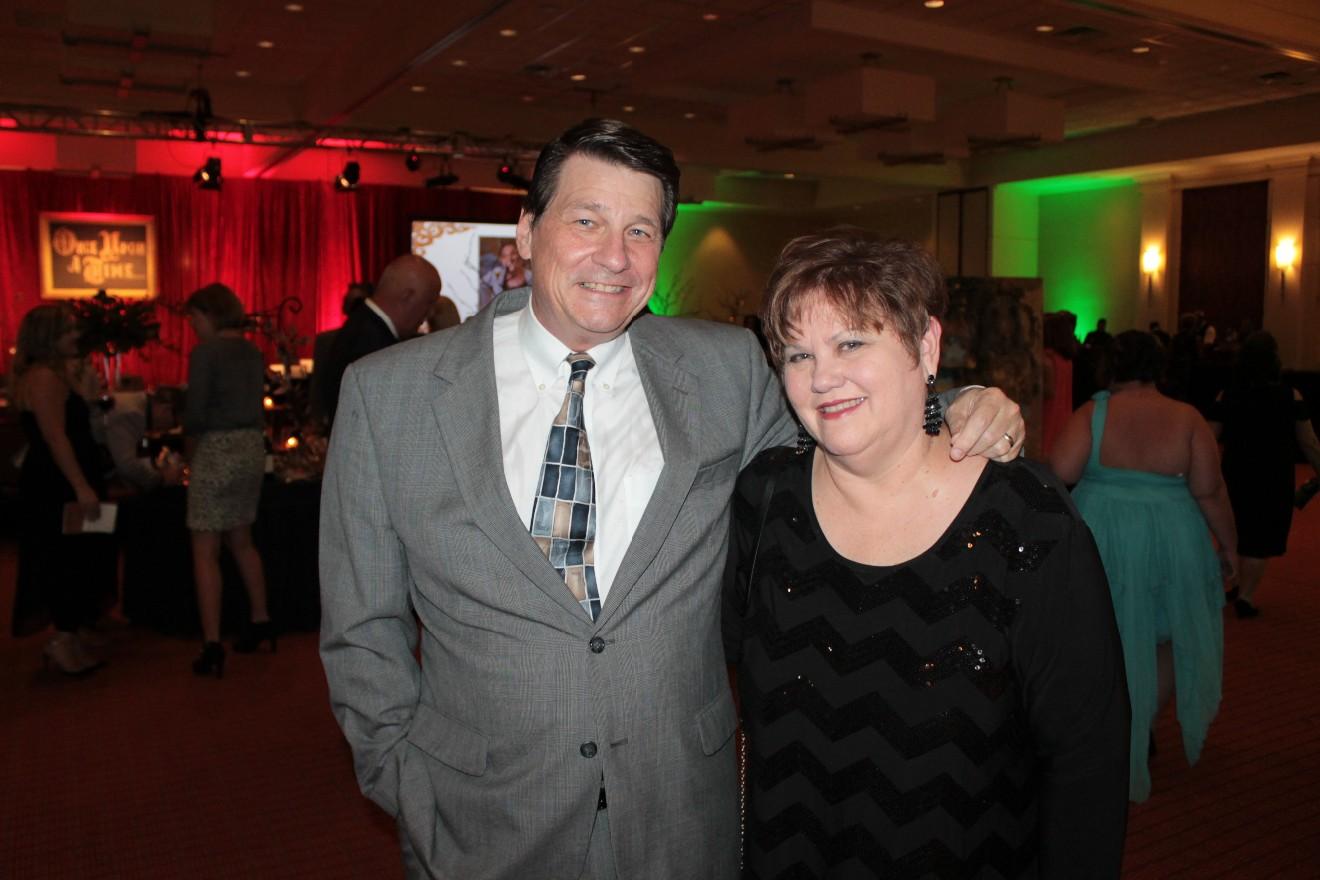 Scott and Sharon Mosley
