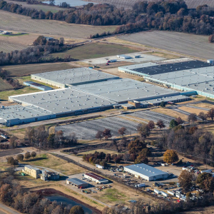 Hope Remains for $410M Forrest City Plant