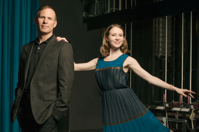 Michael & Catherine Garrat Fothergill Take Reins of Ballet Arkansas