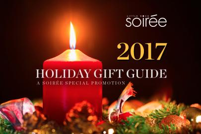 Little Rock Soirée's Holiday Gift Guide 2017