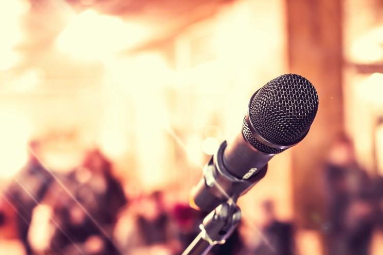 microphone shutterstock