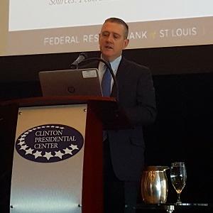 Fed Board Member, State Economic Forecaster Assess Economy