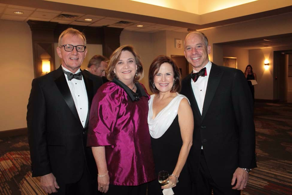 Tim Guager, Stacy Sells, Melissa and Martin Thoma