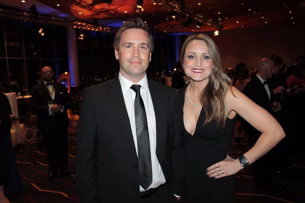 Magnus and Lindsay Kullenberg
