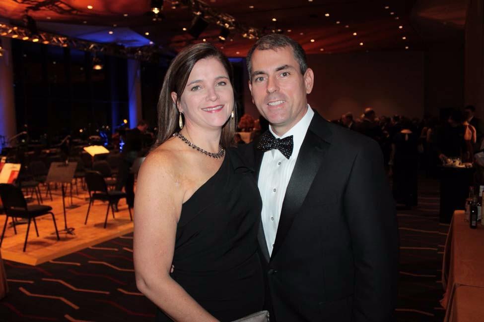 Julie and Bryan Ryscavage