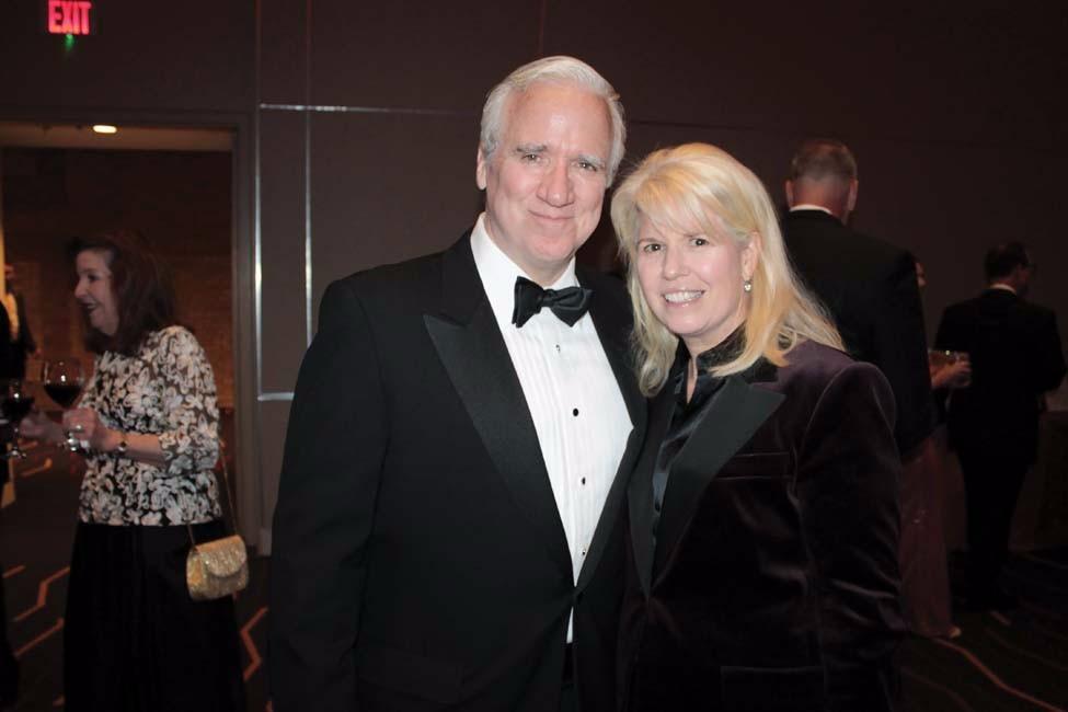 David and Jennifer Pearson