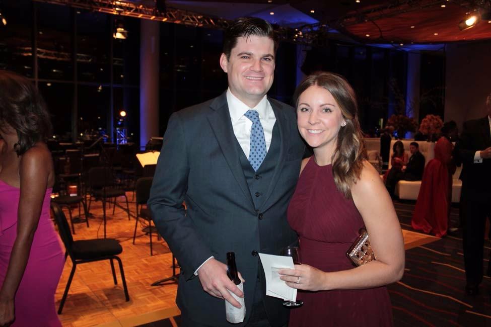 Brian and Allison Cherry