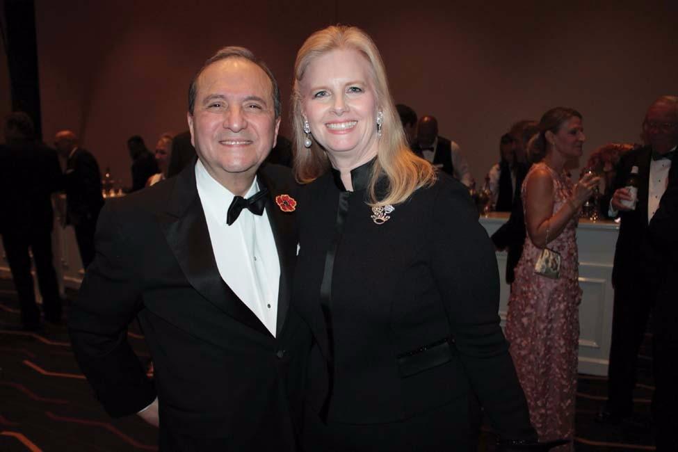 Dr. Ricardo and Eileen Sotomora
