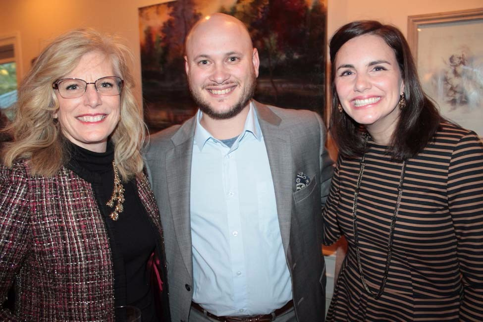 Kathryn Davis, Trenton and Jessie Teegarden