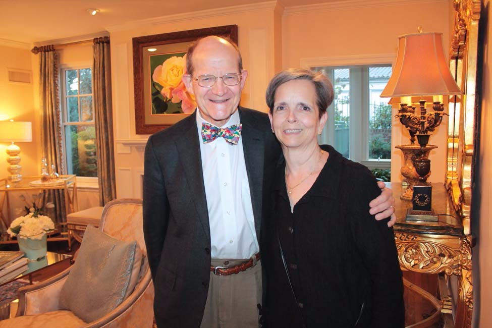 Jim and Mary Wohlleb