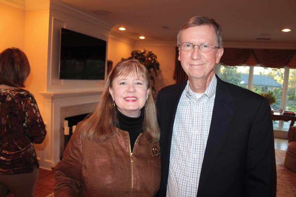 Beth and Roger Page