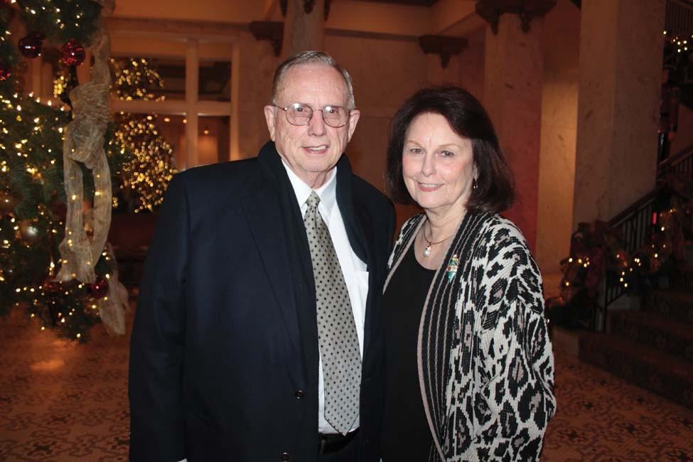 Dr. Coburn Howell, Lois Hargrove