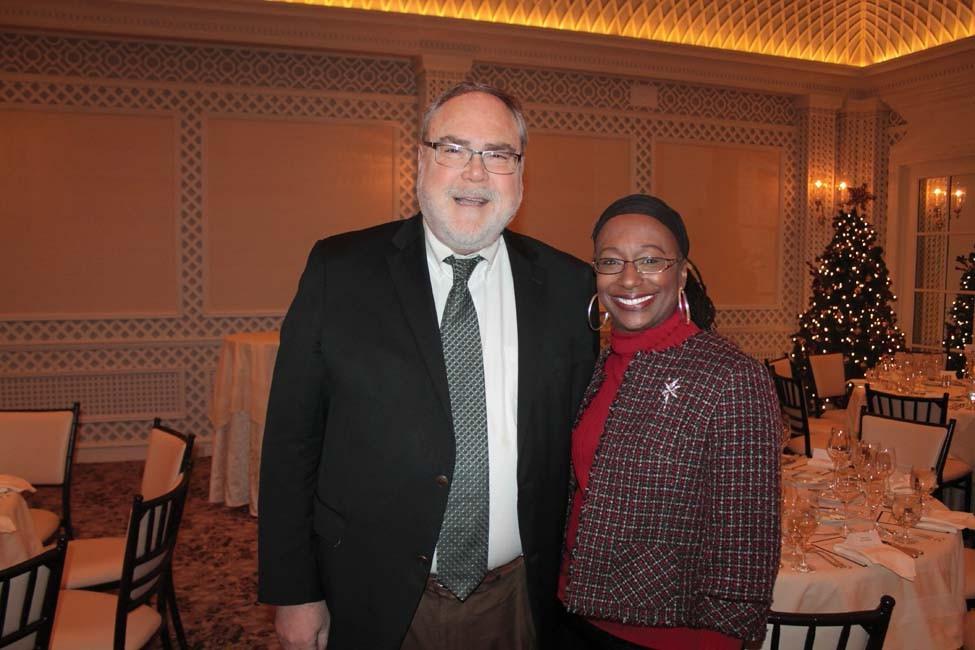 Dr. Bert Price, Dr. Creshelle Nash
