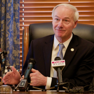 Arkansas Governor Reports Nearly $65,000 in Trips Accepted