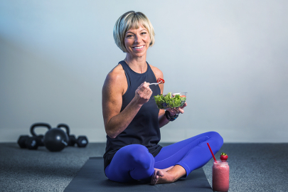 What a Fitness Instructor Eats in a Day
