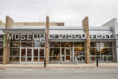 Share the Love: Supporting the Museum of Discovery
