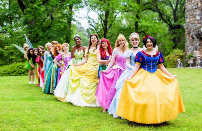 How Princesses Can Visit Your Home to Read Bedtime Stories