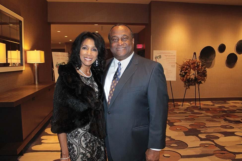 Patricia and Dr. Carl Johnson
