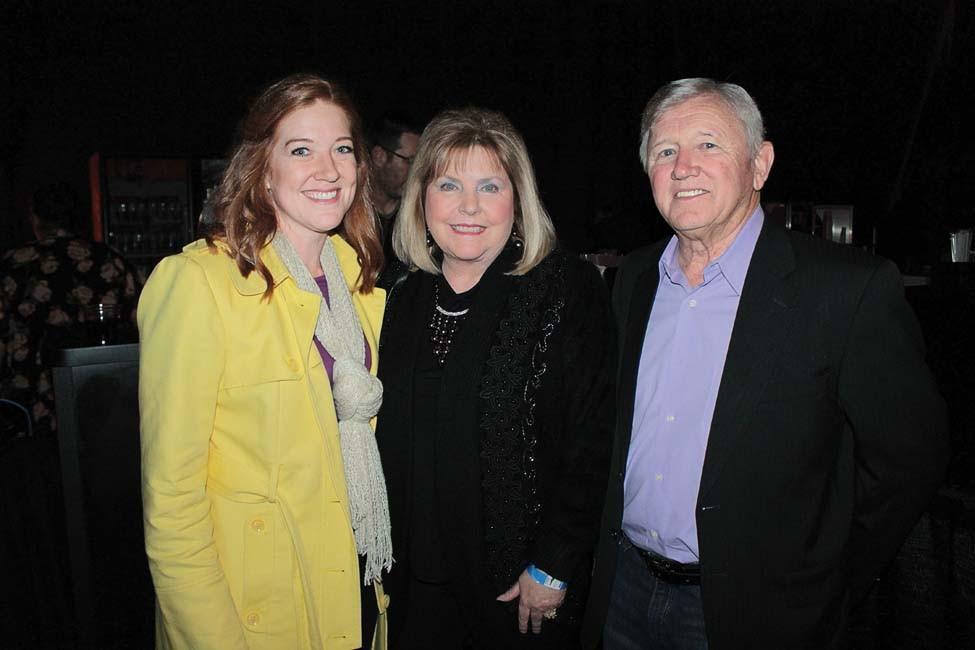 Chrissy Chatham, Doris and Bill Lawrence