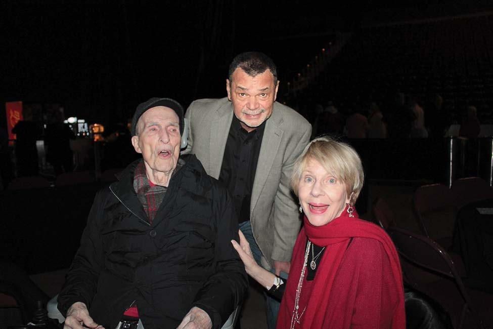 Tommy Smith, Philip and Diane Jonsson