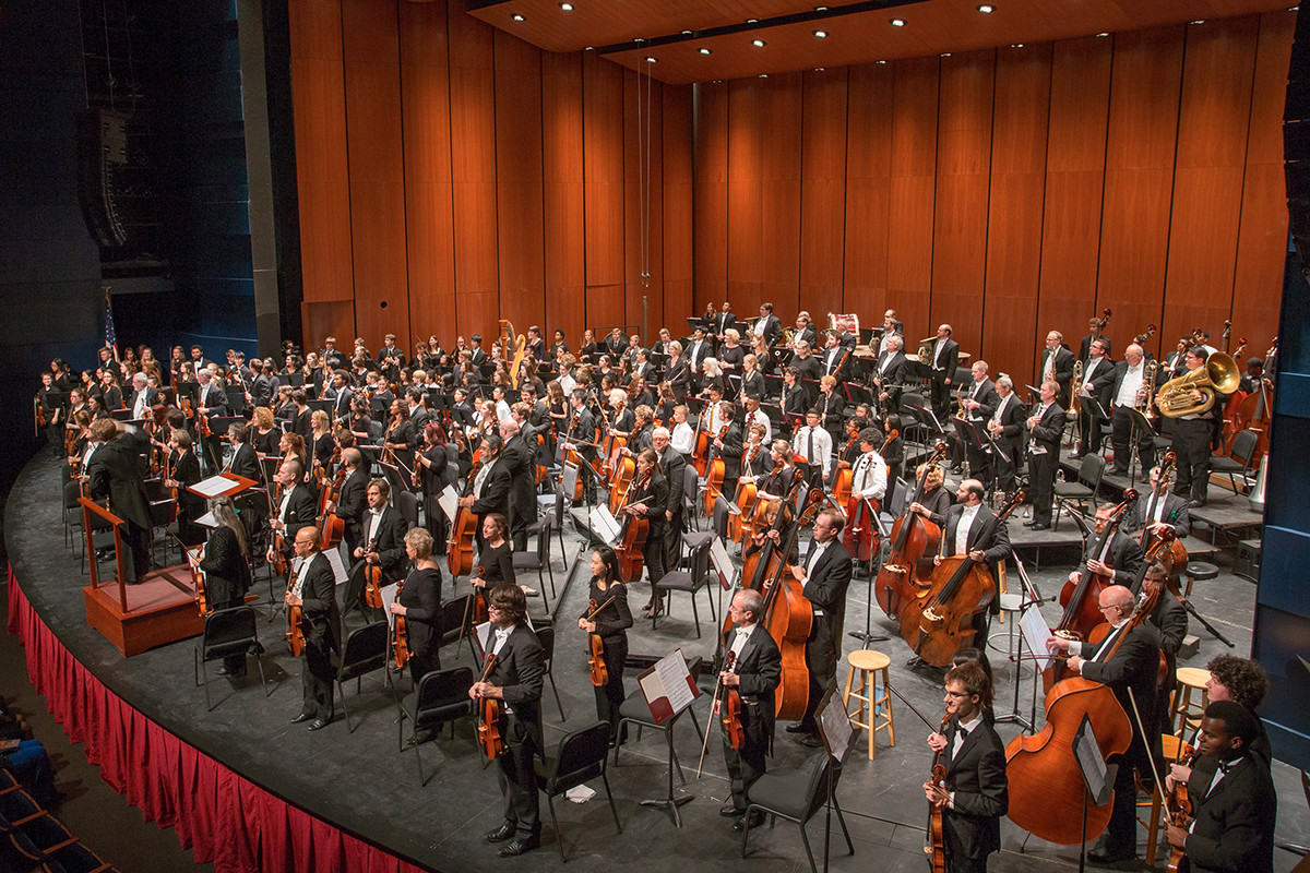 Symphony for the Village? Orchestra Eyes East Little Rock