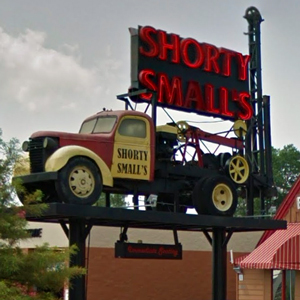 Shorty Small's Scrubs the Air in Reopening