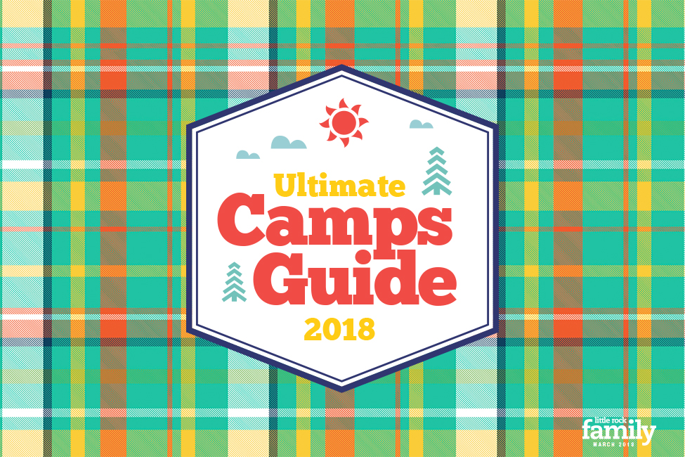 LR Family Ultimate Camps Guide 2018 plaid illustration