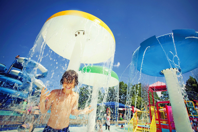 Summer Bucket List: Hit Every Splash Pad in the Metro