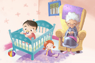 Maintaining a Healthy Relationship With Grandparents